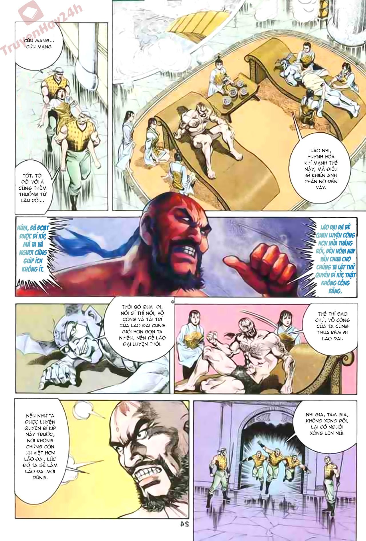 Cơ Phát Khai Chu Bản chapter 85 trang 24
