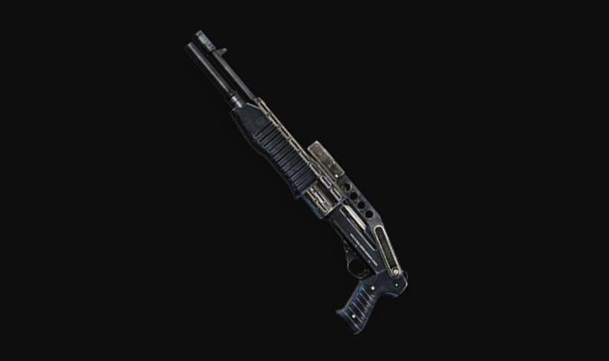 Senjata Mematikan di Free Fire - Spas12
