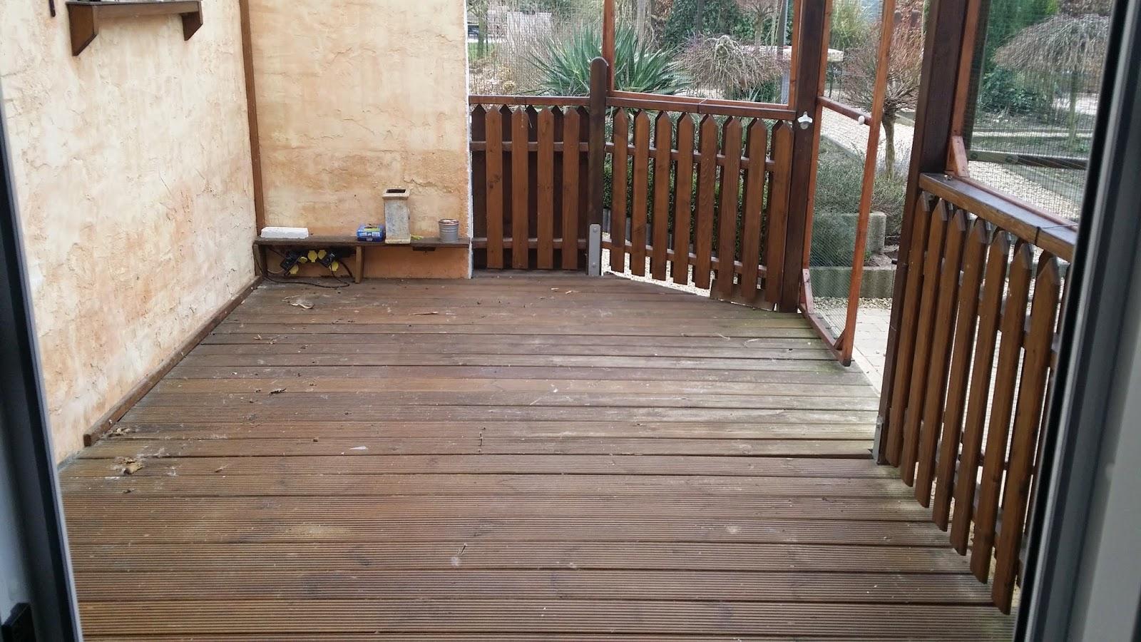 Verwonderend Piazza Acido dell Aceto: Veranda vloer KB-11