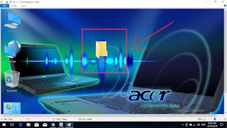 AUX, CON नाम का Folder Computer में  कैसे बनाते है - Technicalvkay.com