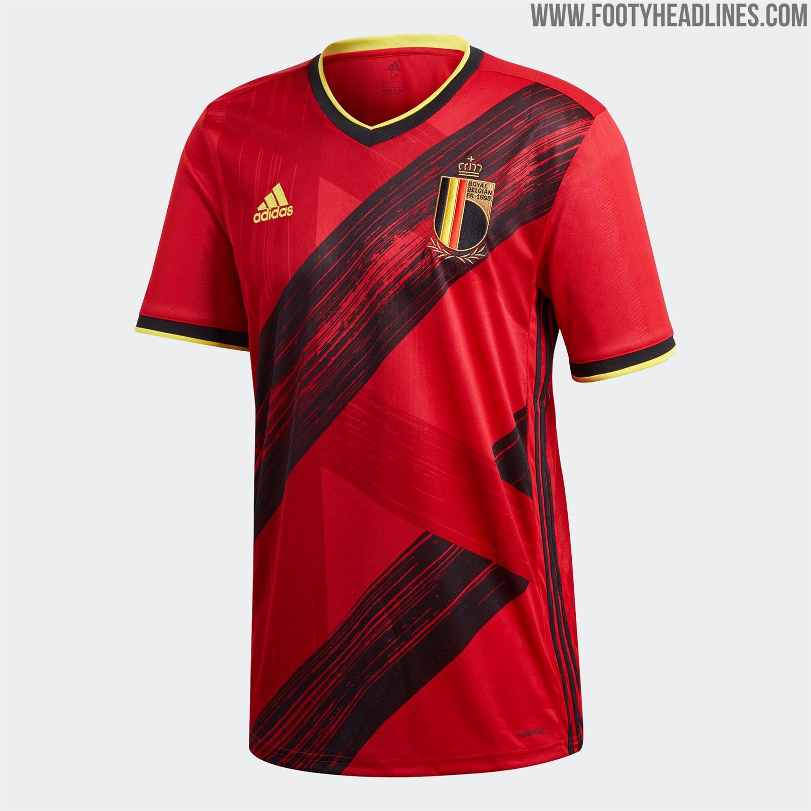 Em 2020 Italien Belgien
