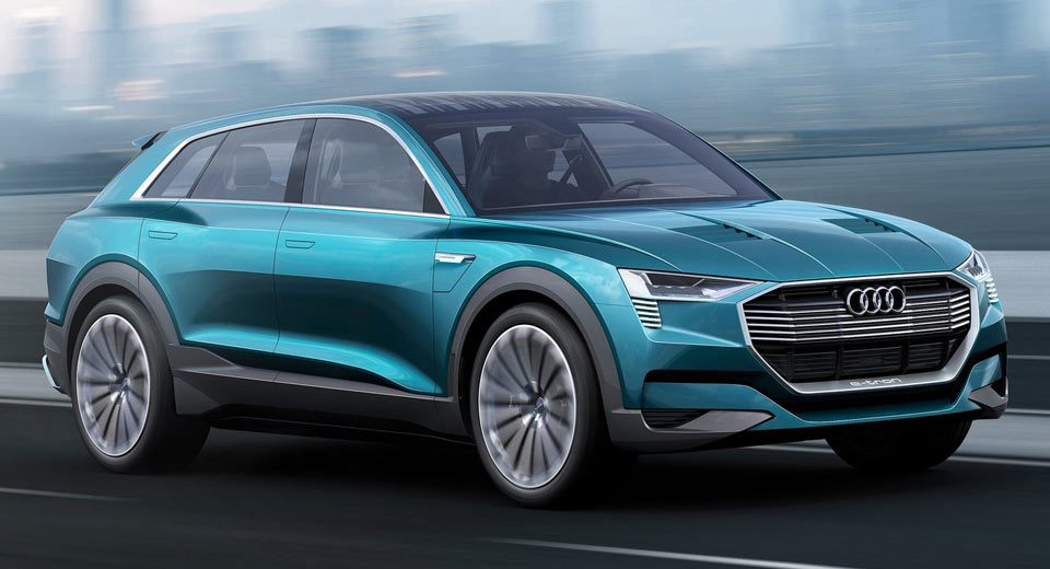 Audi S Already Taking Reservations For The E Tron Suv In