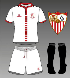 Camiseta Sevilla FC Warrior