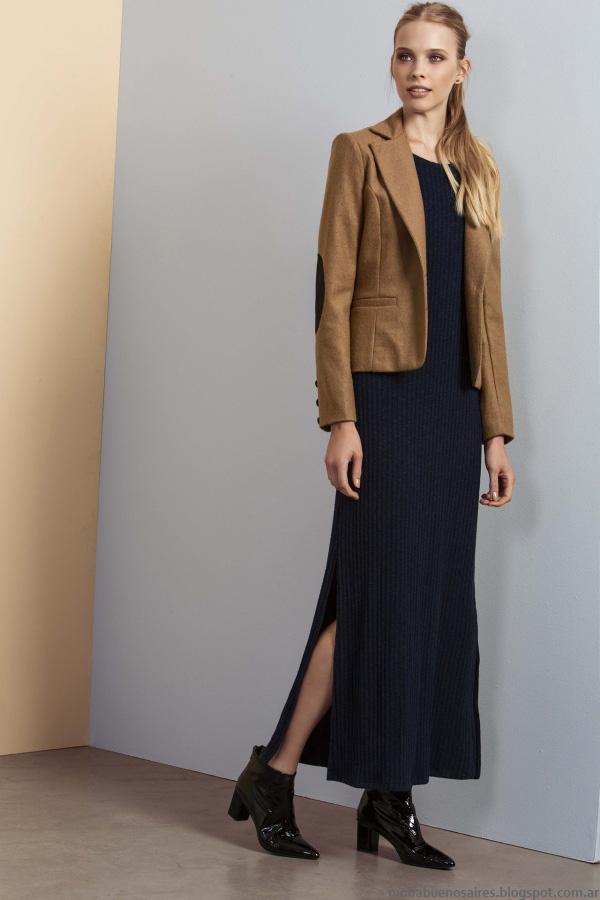 Sacos de mujer invierno 2016 ropa de mujer Estancias Chiripá. Moda invierno 2016. Ropa de moda 2016.