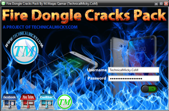 All in One Fire Dongle Cracked Collection By M.Waqas Qamar