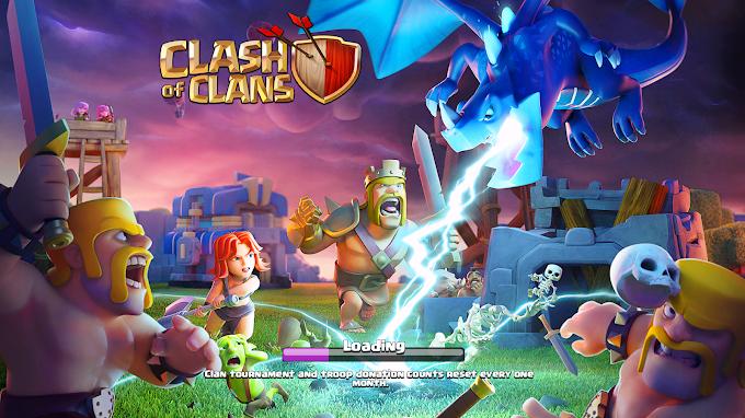 Clash of Clans MOD APK Latest Version 11.446.24