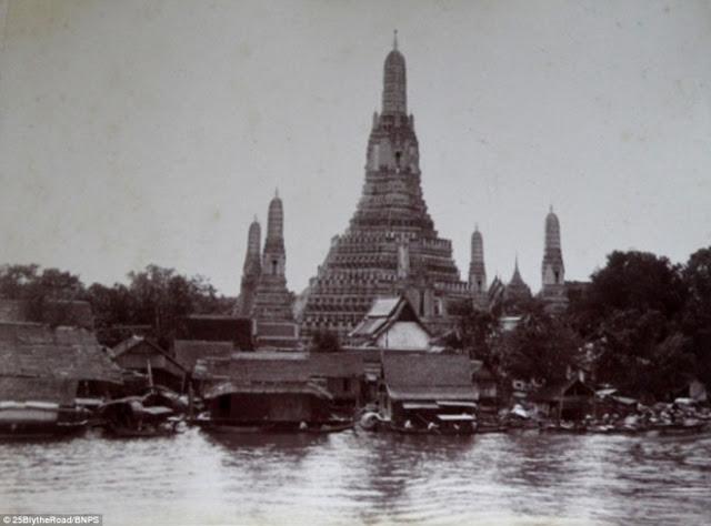 Tổng hợp bộ ảnh Thái Lan trong những năm 1980 với 125 năm trước