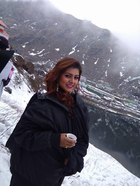 Bhojpuri Actress Priti Biswas