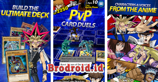 Download Yu-Gi-Oh! Duel Links Mod Apk Always Win 1.7.1 Terbaru