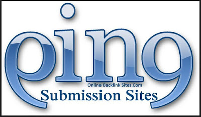 Top Free Ping Submission Sites List