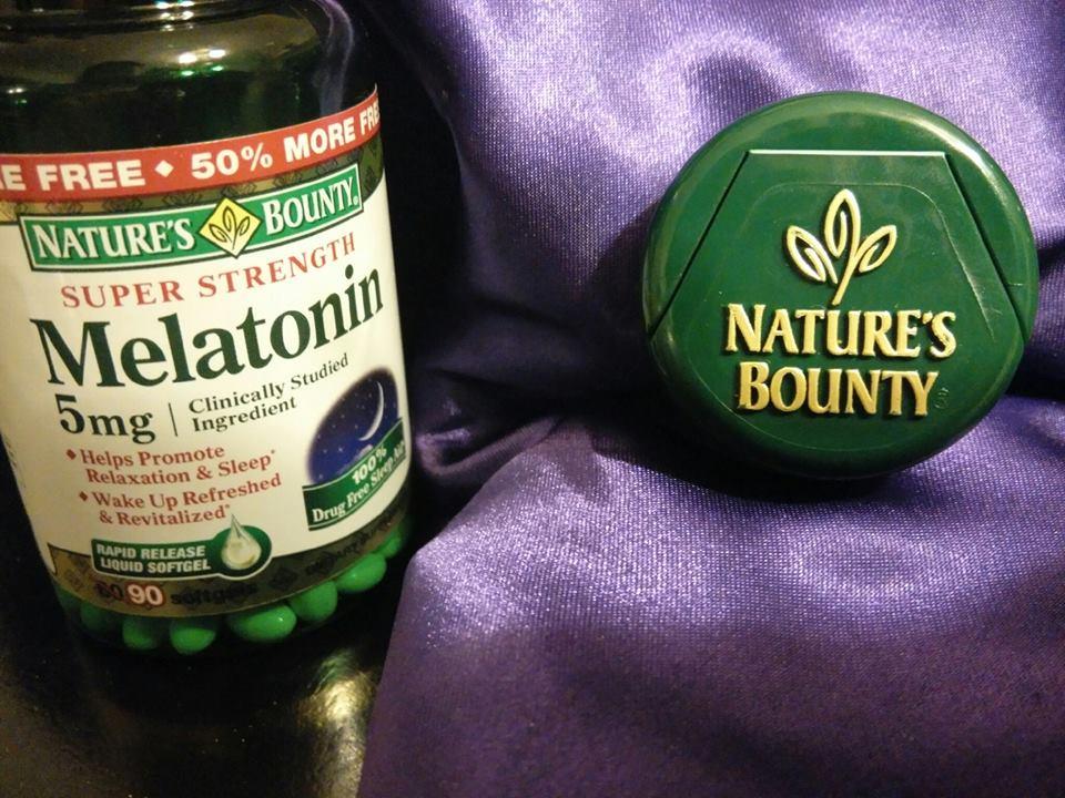 sleep bounty nature melatonin promoting naturesbounty backtoschool spon nights