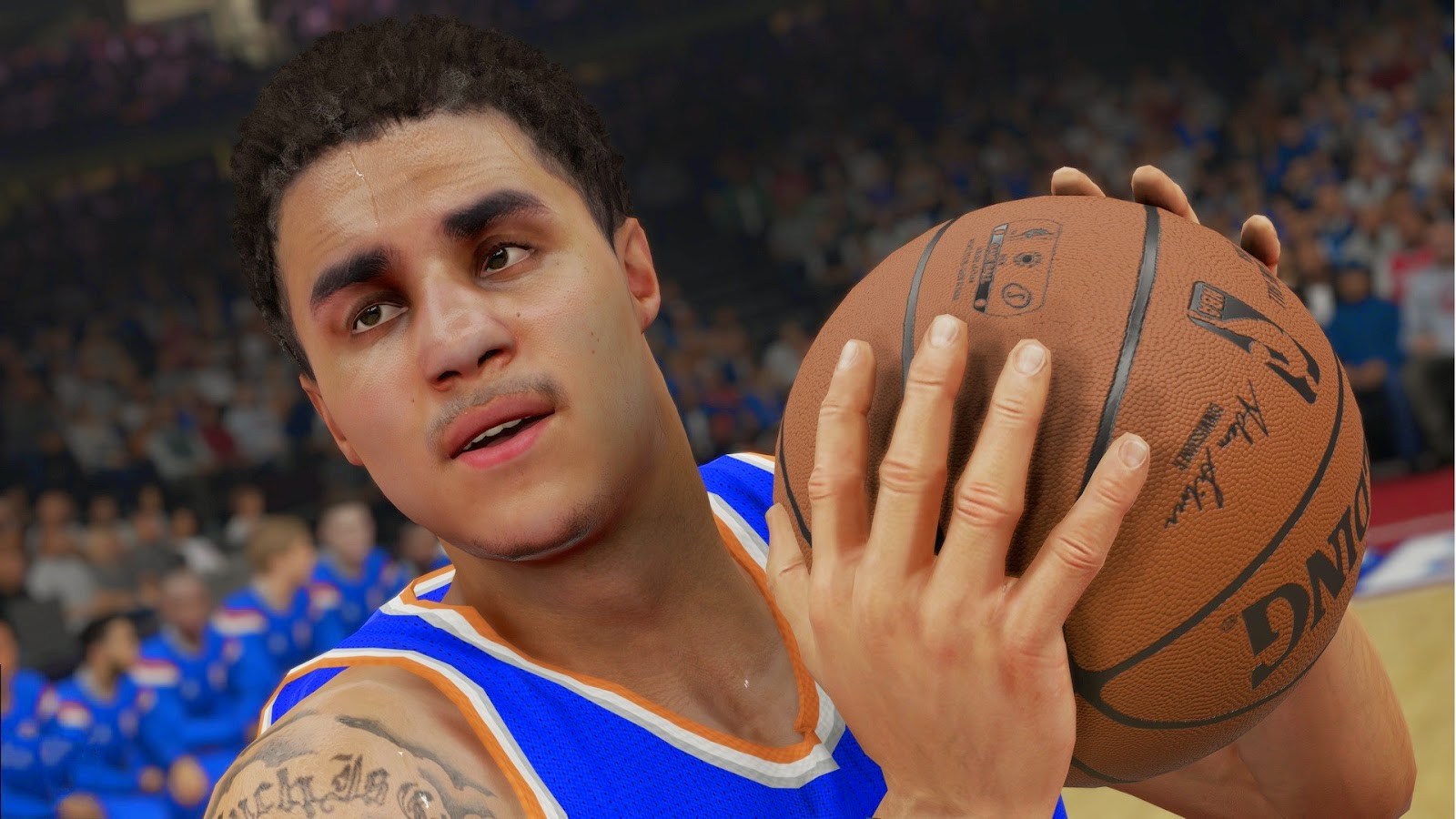 NBA 2K15 Screenshot - Shane Larkin