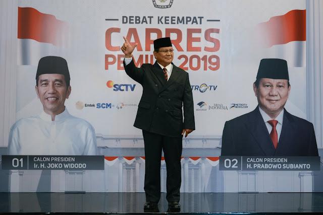 Prabowo Itu bukan Tipe Petugas Partai yang Bisa Didikte