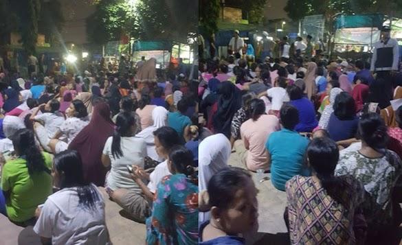 Bagi-bagi Sembako Bukti Jokowi Panik Hadapi Pilpres