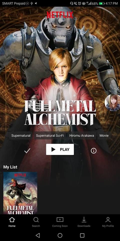 fullmetal alchemist the movie torrent download 1080p