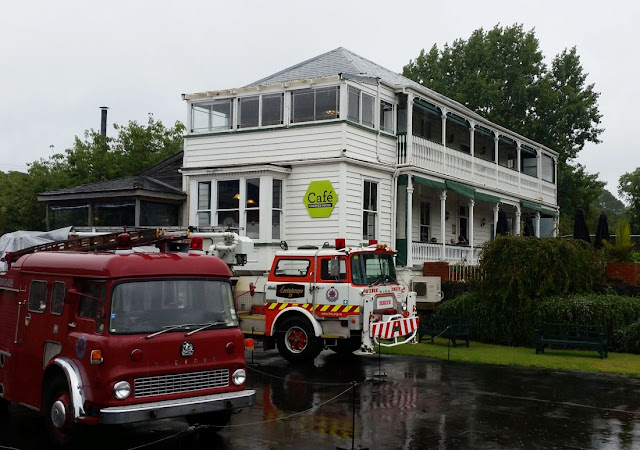 Araroa Tearooms, Auckland