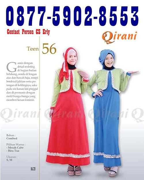 Segera capai kesempatan agung bagi jadi delegasi pakaian muslim Qirani di  negara Kota Malang 2096947f10