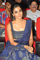 Pooja Hegde choli saree at DJ Duvvada Jaggannadham music launch ~  Exclusive 47.jpg