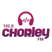 Live on Chorley FM : Wake Up To The Weekend - Chorley FM logo