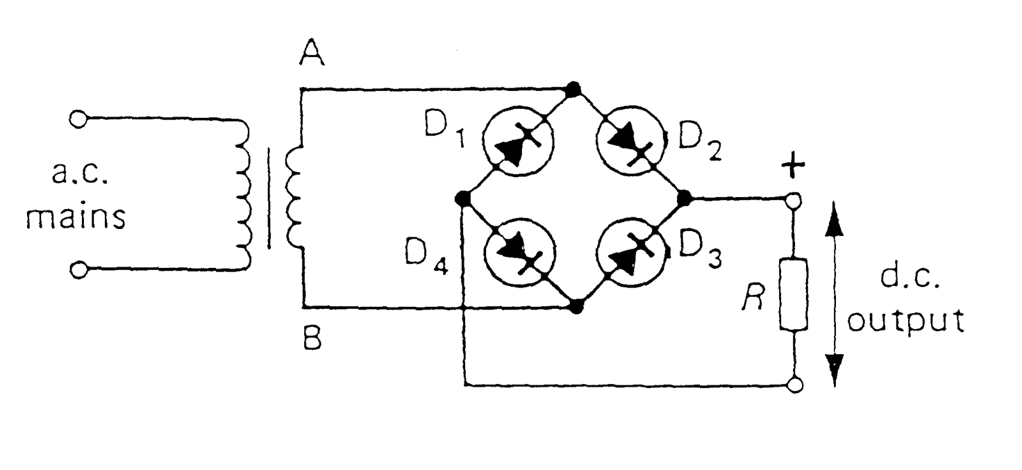 bridge rectifier diodes
