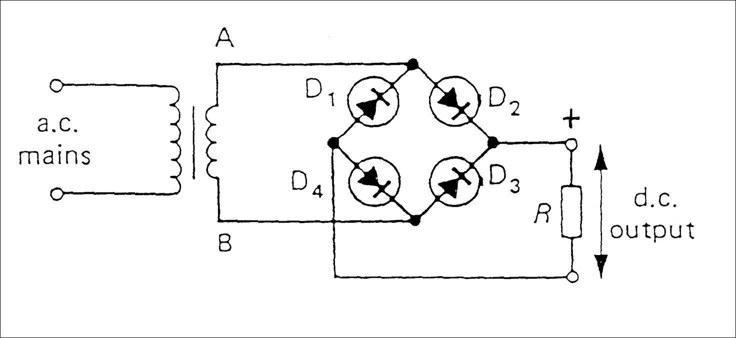 bridge rectifier diodes