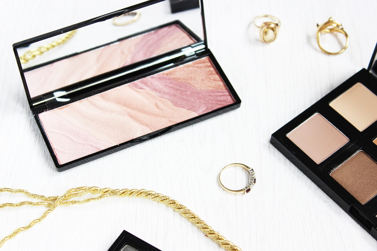 Must-have high street palettes from GOSH, The Body Shop and MUA - MUA LUXE close up