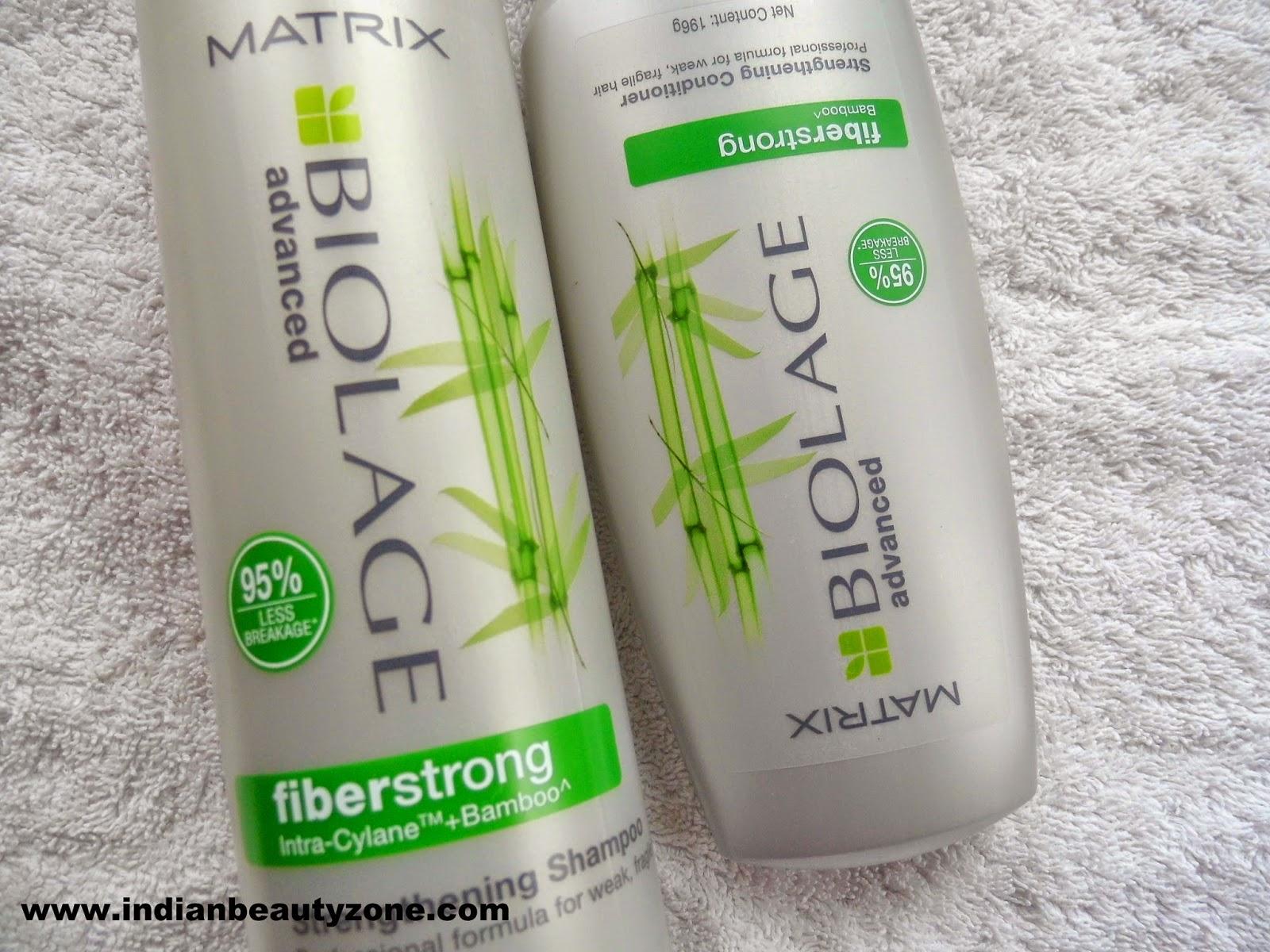 Indian Beauty Zone Matrix Biolage Advanced Fiberstrong