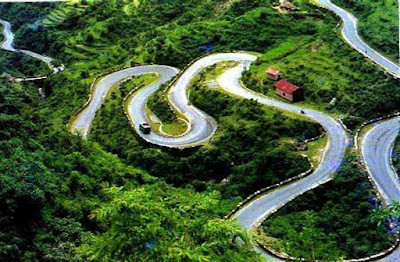 Way to Araku Valley