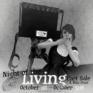 Night Of The Living Cart Sale