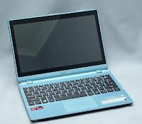 Jual Acer V5-122P TouchScreen Bekas
