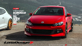VW Scirocco Bodykit Lenzdesign