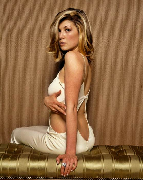 Gallery Rosamund Pike, Beautiful Woman, Hollywood Celebrity