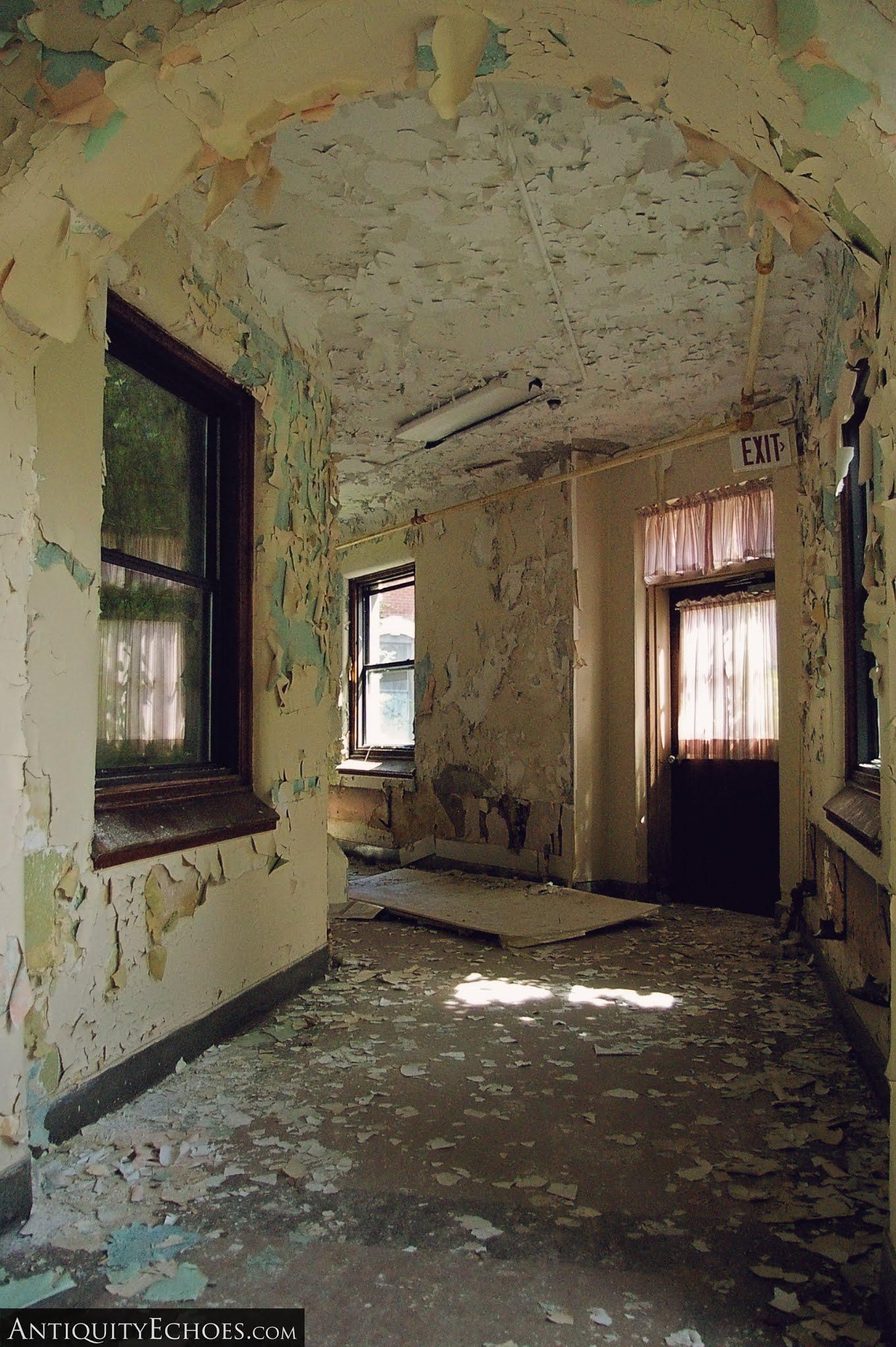 Overbrook Asylum - Connector Hallway