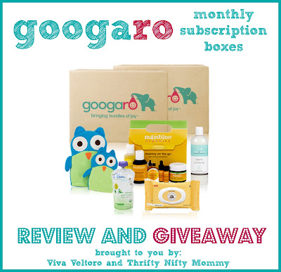 Googaro Monthly Subscription Boxes #FALLingForBaby