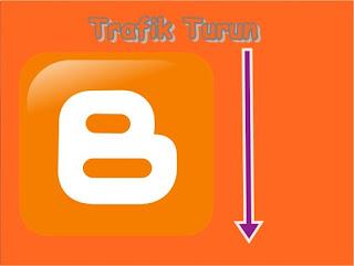 Trafik Blog Turun - Ryshare