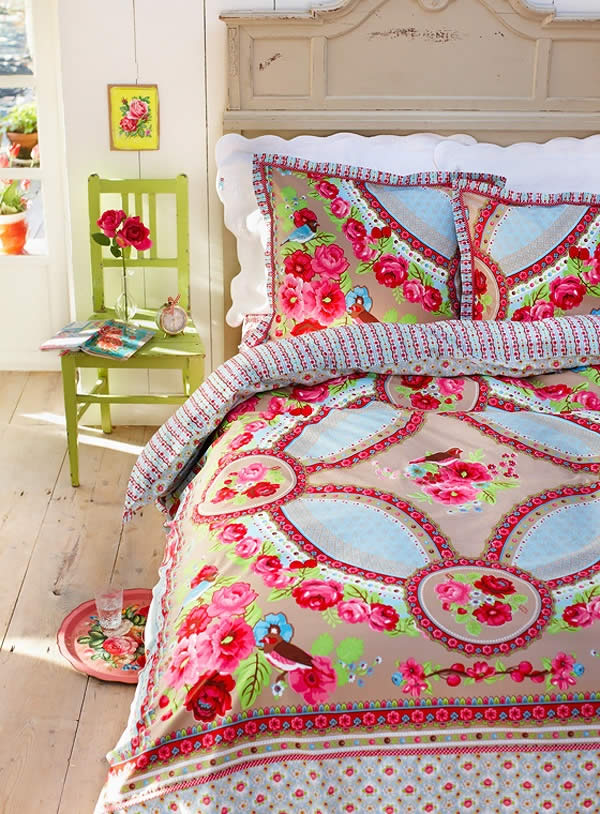 Bedrooms Decoration With Lots of Colors Combination - Best Colors Combination 7