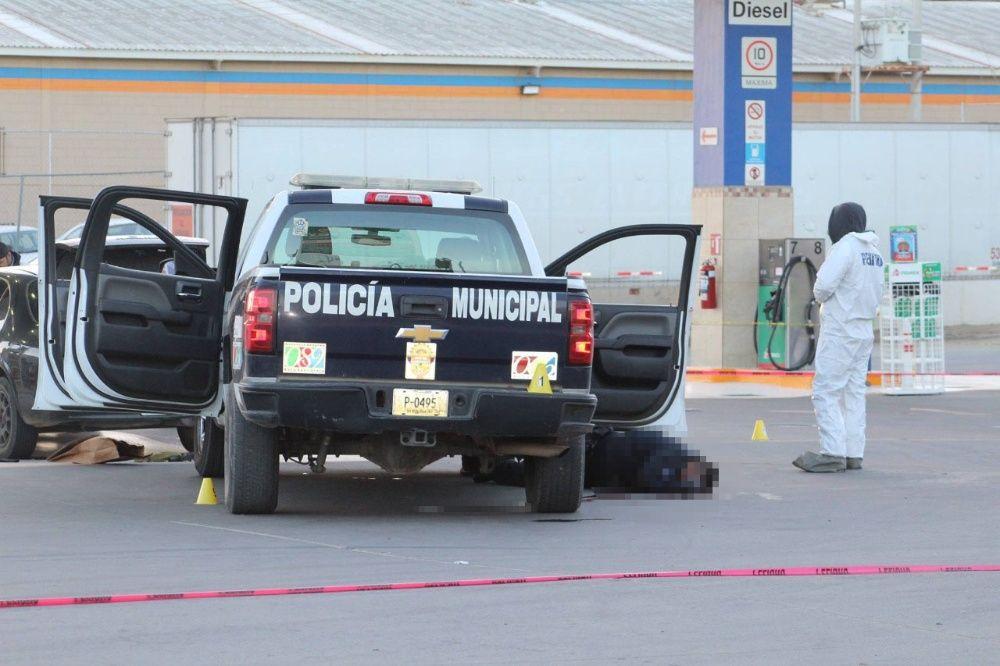 """Sicarios abaten a un Policía en Tecate, hay un """"malo"""" Sinaloense herido"""
