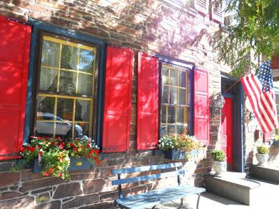 Brafferton Inn in Gettysburg Pennsylvania