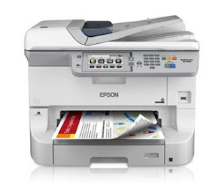 Epson WorkForce Pro WF-8590 Driver Download