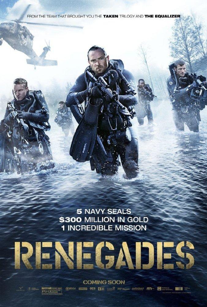 Renegades 2016 Movie Free Download 720p BluRay