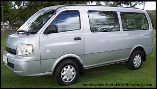 Sewa Mobil Pregio Padang, Sewa Kia Pregio Padang