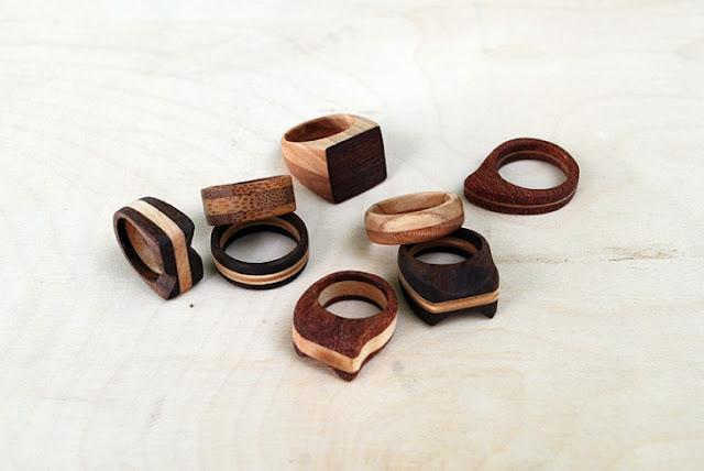 Hướng dẫn các bạn làm nhẫn từ gỗ.