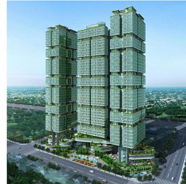 Giới thiệu dự án Paragon Tower