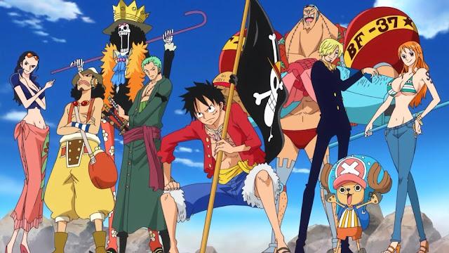 Mangás mais vendidos One Piece