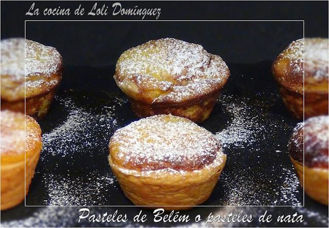 Pasteles de Bel�...