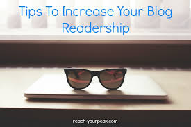 How To Increase Your Blog Readership