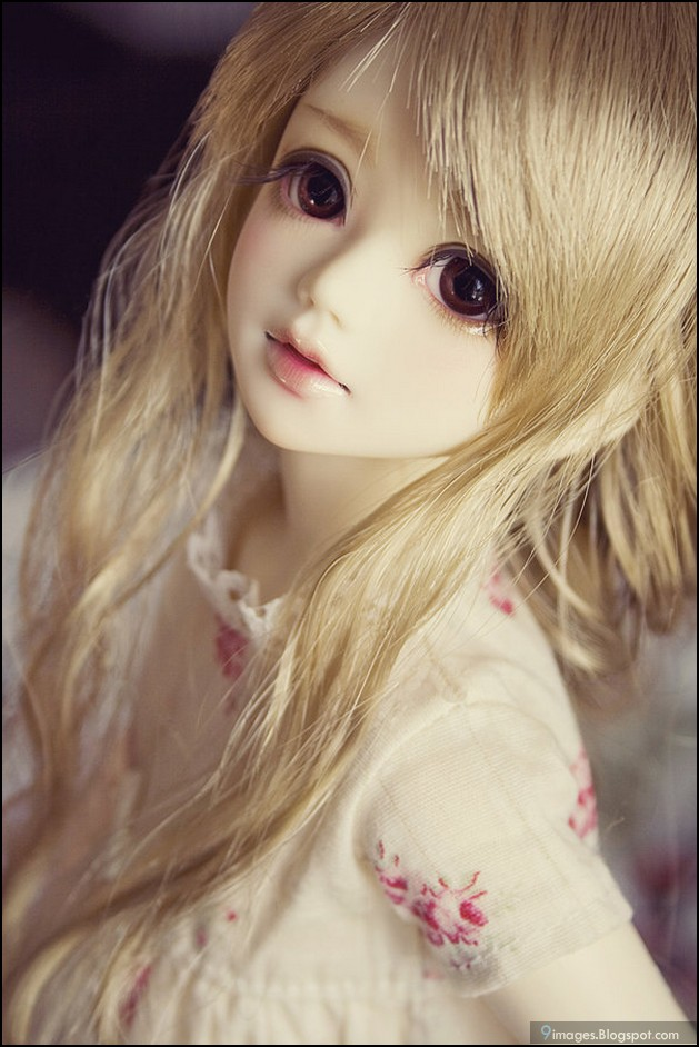 Doll, Cute, Girl, Beautiful