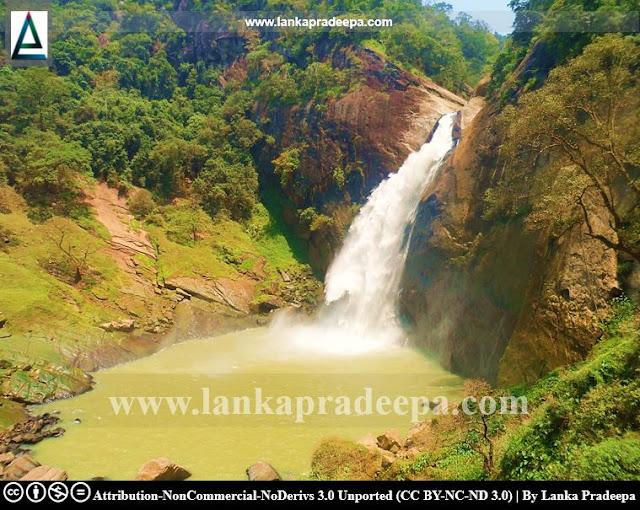 Dunhinda Falls, Sri Lanka