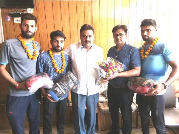सीनियर एशियाई भारतीय किकबॉक्सिंग टीम में प्रदेश के 3 खिलाडियों का चयन