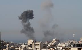 استشهاد عنصرين من كتائب ''القسام'' في غارة إسرائيلية على شمال قطاع غزة